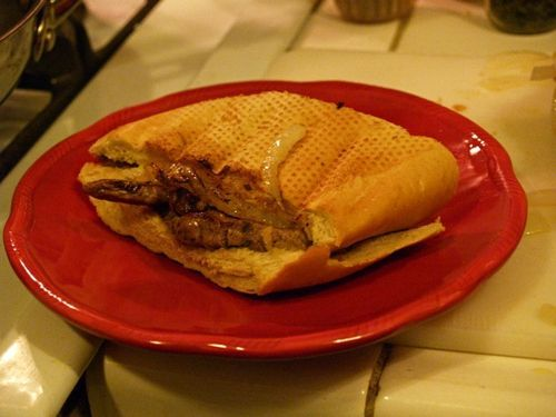 """""""Un sanwiché Cubano, por favor."""""""