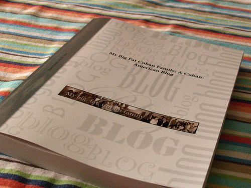 My Big, Fat, Cuban Family – The Book.