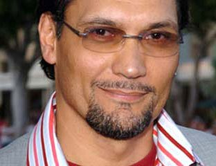 Jimmy Smits is Stalking Me.