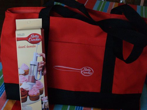 Baking With Betty – Fabulous RED Goodie Bag Winner