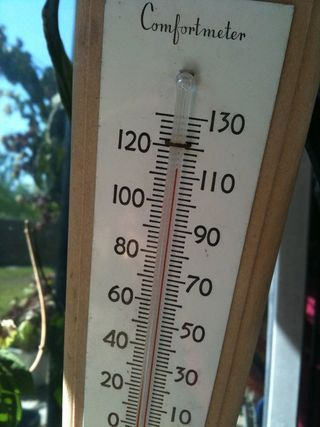 Hot! Hot! Hot! (a mini-rant)