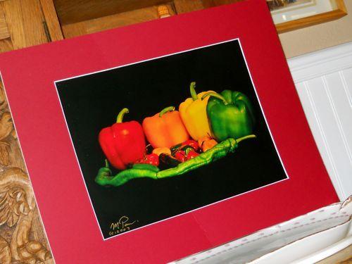 Cachucha? Yes, it's a pepper. (A winner)