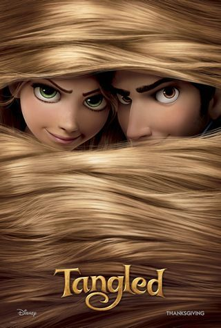 TANGLED – A Giveaway.