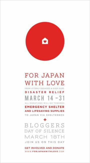 For Japan with Love
