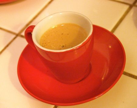 How to make Cuban coffee with KILLER espuma. You're welcome.