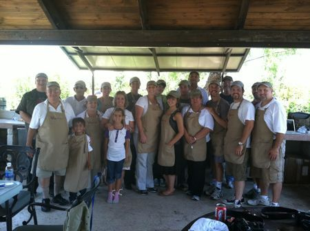 Cooking With the Troops or Meet Team Cubanaso