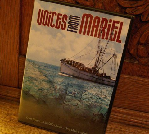 Winner – Voices from Mariel Giveaway