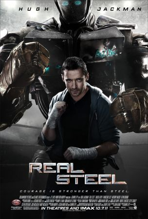 Real Steel (A Winner!)