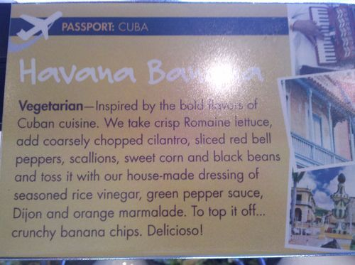 Cuban Food Review … Or is it?