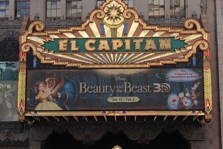For the love of Belle – Beauty and the Beast in 3D