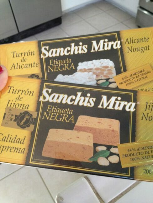 Turron? Or not Turron? THAT is the question.