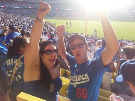 Viva Los Dodgers – A Giveaway