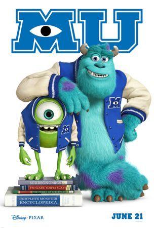 Summer Movie Must-See: Monsters University