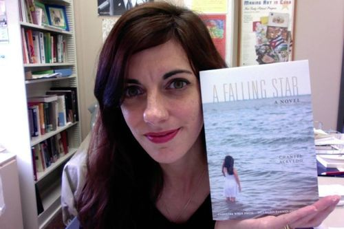 'A Falling Star' – A Book Giveaway
