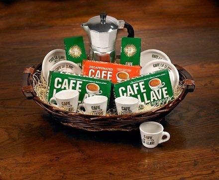 Gaviña Coffee Basket – A Winner