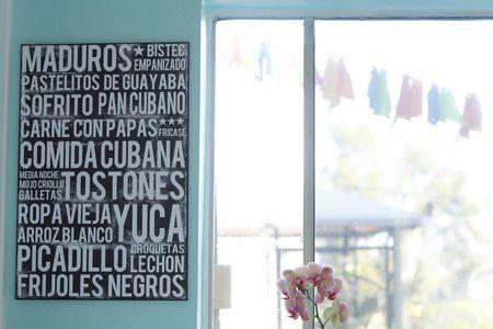 Cuban Food Poster – Winners