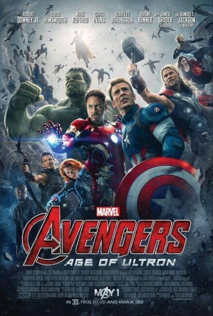 Marvel's Avengers: Age of Ultron – Press Day