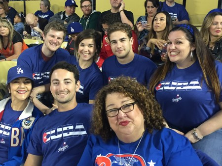 The Dodgers and The Cubanity