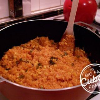 Arroz con Maiz Recipe