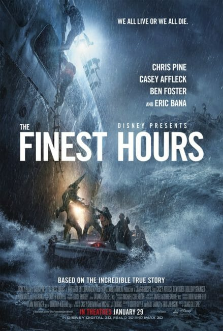 The Finest Hours Press Day