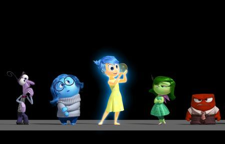 The Surprising Pixar Press Event for Inside Out