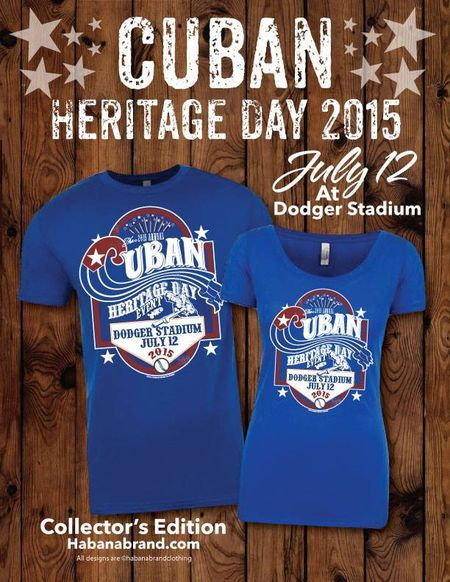 The Battle of the Cuban Heritage Day Tshirts is ON!