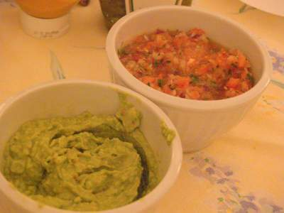 Salsa Fresca Recipe: And now for something completely different…