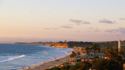 Greetings from Del Mar (or Postcards from the Edge)