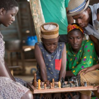 Life Lessons With Disney's Queen of Katwe