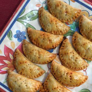 Pork Chorizo and Cheese Empanadas Recipe