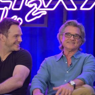 Guardians of the Galaxy Vol 2 – The Junket