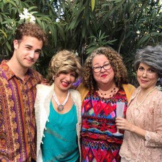 Elvis Crespo, Abuela, and Me