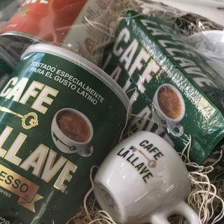 National Coffee Day Starts with Cafe La Llave – a Giveaway