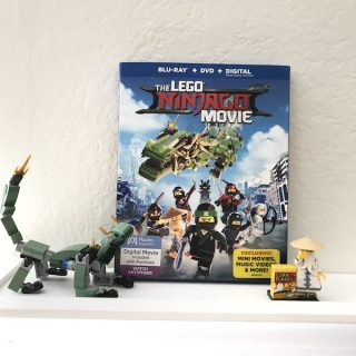 L-love for L-loyd – The Lego Ninjago Movie on Blue-Ray & DVD