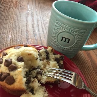 Marta's Favorite Chocolate Chip Muffin Recipe